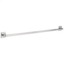 "Chrome 42"" Angular Modern Decorative ADA Grab Bar"