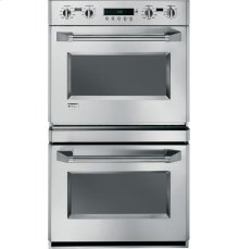 """GE Monogram® 30"""" Professional Electronic Convection Double Wall Oven - FLOOR MODELS"""