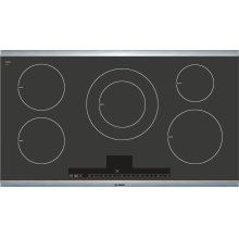 500 Series - Black with Stainless Steel Strips NIT5665UC