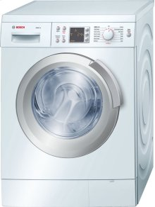 "Serie  8 24"" Compact Washer Axxis Plus - White WAS24460UC"