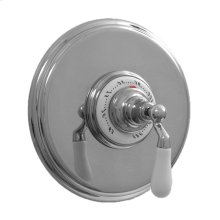 """3/4"""" Round Deluxe Thermostatic Shower Set with 482 Handle"""