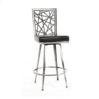 Luca Swivel Stool, Enigma Product Image
