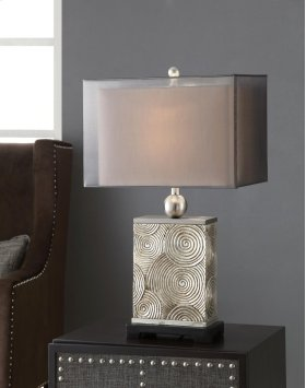 "Mancini Table Lamp 28""Ht"