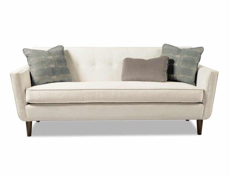 Flared Track Arm Sofa