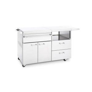 "54"" Mobile Kitchen Cart (LMKC54)"