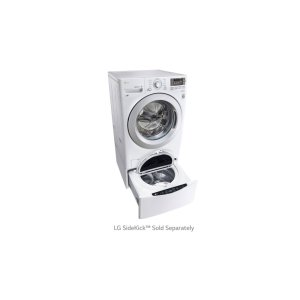 LG Appliances4.5 cu. ft. Ultra Large Capacity Front Load Washer with ColdWash Technology