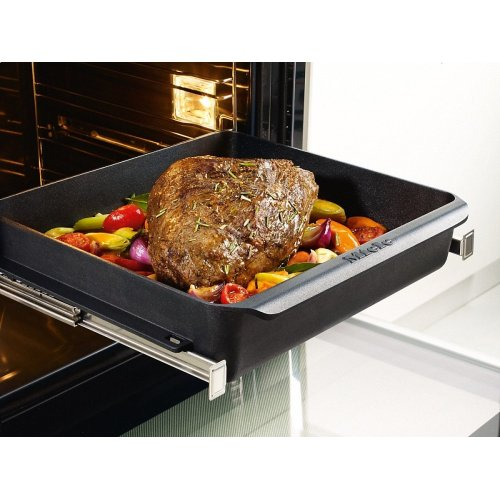 HUB 62-35 Induction gourmet casserole dish For frying, braising and gratinating.