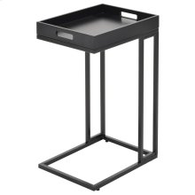 Tobina Accent Table in Black