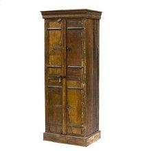 Natural Narrow Colored Cabinet