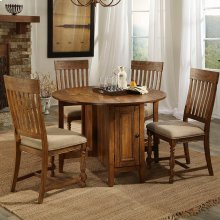 Rhone Drop Leaf Dining Table