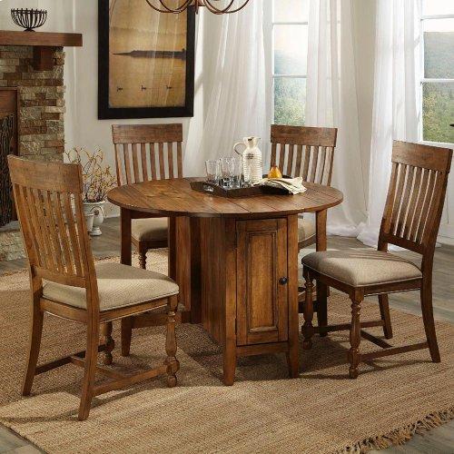Rhone Drop Leaf Dining Table