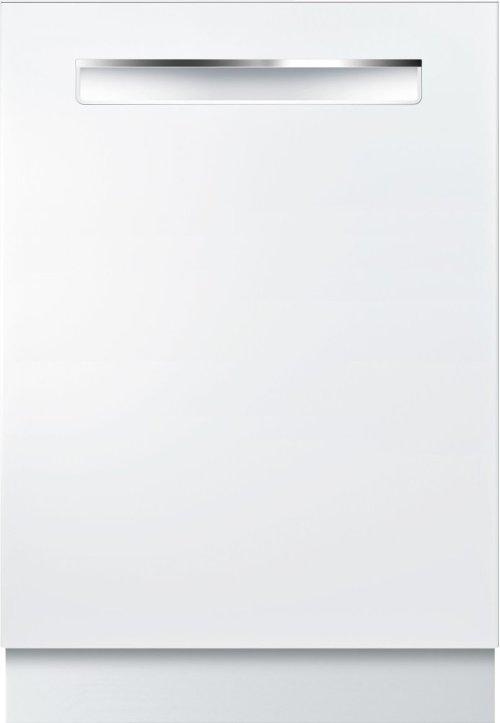 800 DLX Pckt Hndl, 6/6 cycles, 42 dBA, Flex 3rd Rck, UR glide, Touch Cntrls, InfoLight - WH