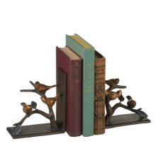 Bird and Twig Bookends.