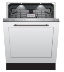 "24"" Tall Tub dishwasher 8 cycles top control 3rd rack full integrated panel overlay 45dBA"