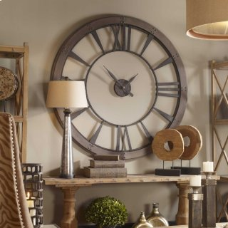 Ronan Large Wall Clock
