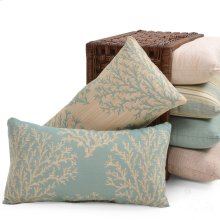 Outdoor Rectangular Throw Pillow
