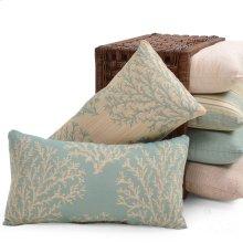 Outdoor Rectangular Throw Pillow