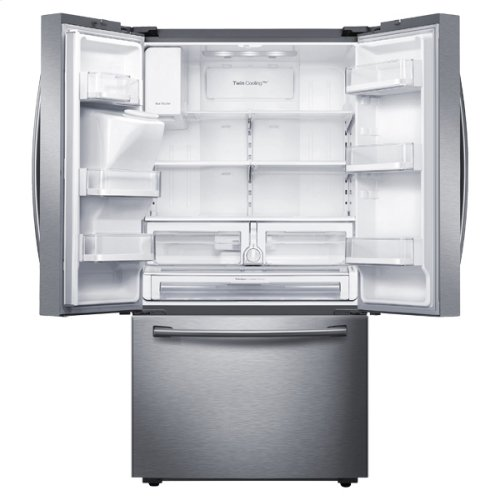 28 cu. ft. French Door Refrigerator (Stainless Steel)