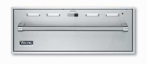 "Almond 36"" Professional Warming Drawer - VEWD (36"" wide)"