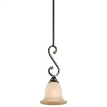 Camerena Collection 1 Light Camerena Mini Pendant OZ