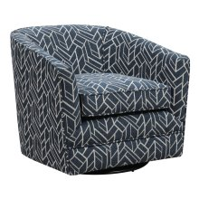 Swivel Chair Navy