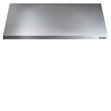 "Floor Model - Renaissance 30"" wide, 12"" high, and 26 7/8"" deep Millennia wall mounted hood"