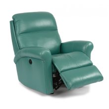 Davis Leather Power Recliner