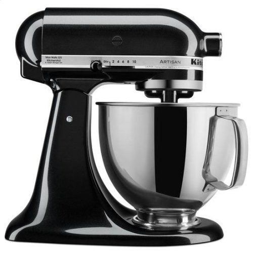 KitchenAid® Artisan® Series 5 Quart Tilt-Head Stand Mixer - Caviar