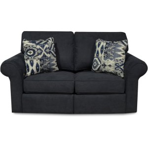 England Furniture2453P Huck Double Reclining Loveseat