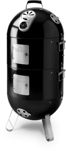 Apollo ® 200 Black Charcoal Grill and Water Smoker