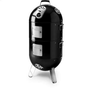 Napoleon BBQApollo (R) 200 Black Charcoal Grill And Water Smoker