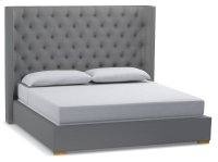 Bedroom Astor King Bed Complete Product Image