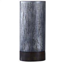 Berkley Trees  Lazer Cut Large Metal Shade Uplight by Bryan Keith Designs  60 Watts  In Line Swit