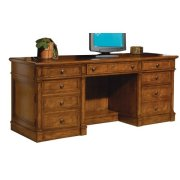 Urban Ash Executive Credenza Product Image