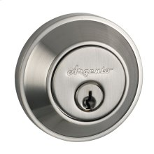 MASSIMO MODERNO 316 DEADBOLTS - Polished Unlacquered Brass