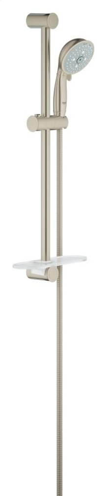 New Tempesta Rustic 100 Shower Rail Set 4 Sprays