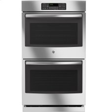 """FLOOR MODEL CLOSEOUT GE® 30"""" Built-In Double Wall Oven"""