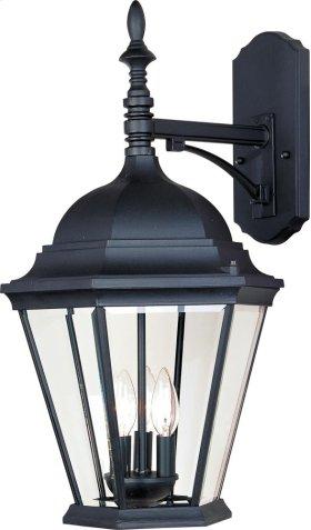Westlake Cast 3-Light Outdoor Wall Lantern
