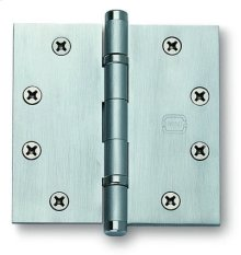 Ball Bearing, Full Mortise Hinge in (Ball Bearing, Full Mortise Hinge - Solid Extruded Brass)