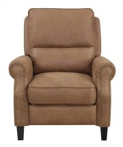 Emerald Home U7027-04-05 Fairwood Recliner, Brown Product Image