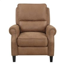 Emerald Home U7027-04-05 Fairwood Recliner, Brown