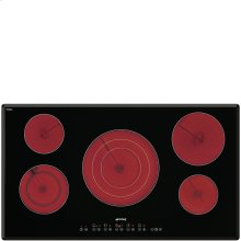 "91,4 CM (36"") Ceramic Cooktop Angled-edge Glass"