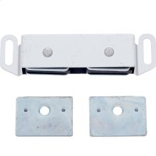 Aged Nickel Magnetic Catch
