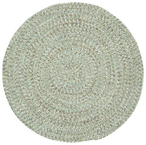 Sea Glass Spa Braided Rugs (Custom)