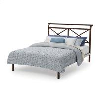Gabriel Platform Footboard Bed - Queen Product Image