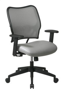 Deluxe Chair With Shadow Veraflex Back and Veraflex Fabric Seat