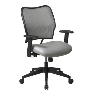 Office StarDeluxe Chair With Shadow Veraflex Back and Veraflex Fabric Seat