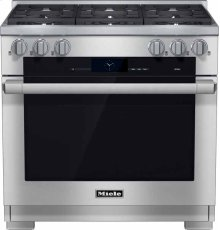 "HR 1934 DF 36"" Dual Fuel Range - DF LP"