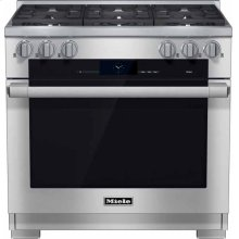 "HR 1934 DF 36"" Dual Fuel Range - DF"