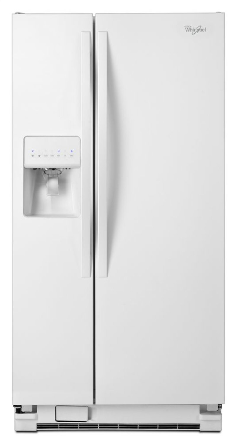 WRS322FDAW in White by Whirlpool in Sidney, OH - 33-inch